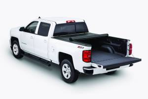 Roll-Up Tonneau Covers - Tonno Pro Low Roll