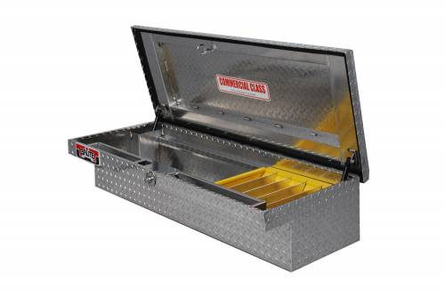 Side Mount Tool Boxes - Rail Mounted