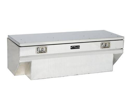 "Pro-Tech - Pro-Tech 63"" Inbed Chest Style Box (Notched)- Ford Super Duty Short Bed (Pro-Tech) 54-8496"