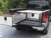 HMFINC - HMFINC 48 inch HD SERIES Truck Bed Box HD-48