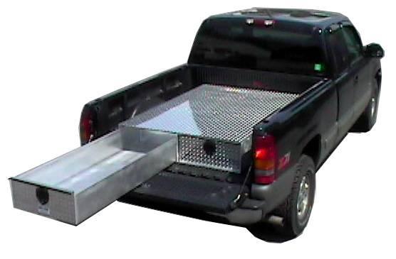 HMFINC - HMFINC 72 inch BB SERIES TRUCK BED BOX BB-72