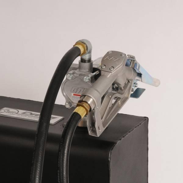 LQ/ACC EZ-8 ELECTRIC PUMP 8 GPM 12-VOLT MANUAL (GAS/DIESEL/KEROSENE) 137100-01