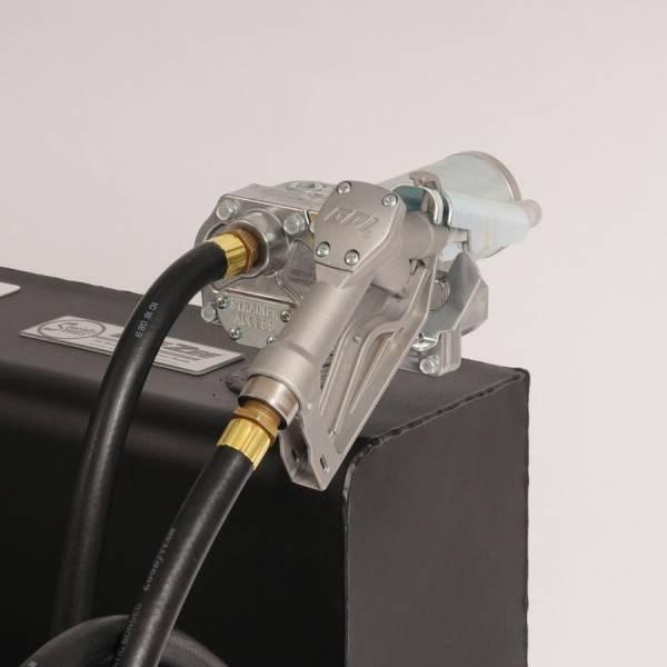 LQ/ACC M-150S-EM ELECTRIC PUMP 15 GPM-ECON 12V (GAS/DIESEL/KEROSENE) 110000-107