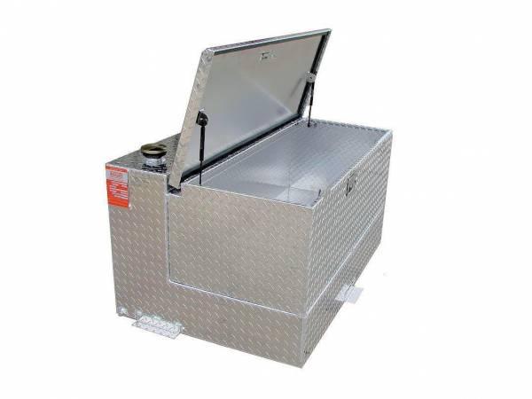 ATI - ATI COMBO REFUELING TRANSFER TANK / TOOL BOX 50 GAL TTL50CB