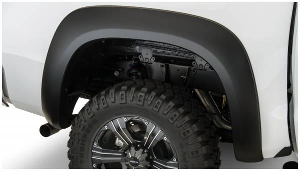 Bushwacker - Bushwacker FF Extendafender Style 2Pc Rr 30036-02