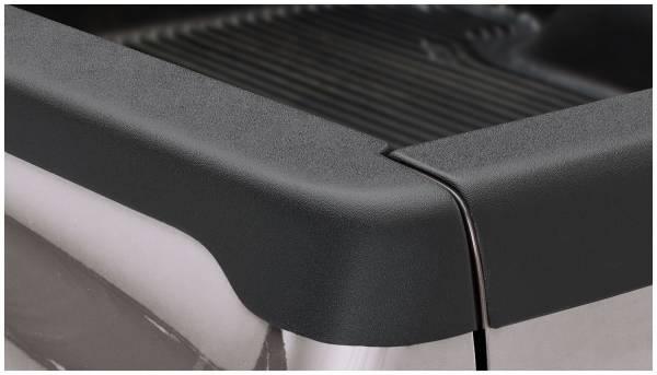 Bushwacker - Bushwacker Bed Rail Caps - Smoothback 38501