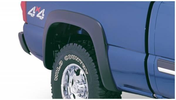 Bushwacker - Bushwacker FF Extendafender Style 2Pc Rr 40056-02