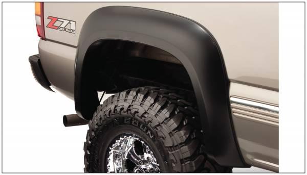 Bushwacker - Bushwacker FF Extendafender Style 2Pc Rr 40104-02