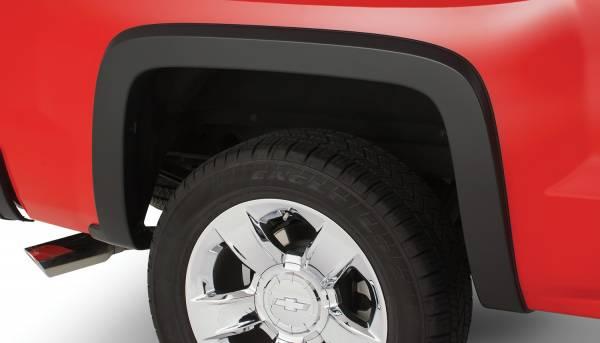 Bushwacker - Bushwacker FF OE-Style 2Pc Rear 40114-02