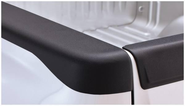 Bushwacker - Bushwacker Bed Rail Caps - Smoothback 48519