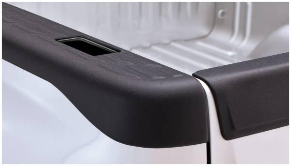 Bushwacker - Bushwacker Bed Rail Caps - OE Style 49527