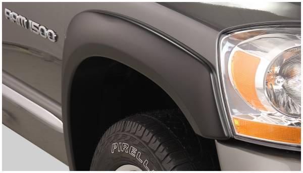 Bushwacker - Bushwacker FF OE-Style 2Pc Front 50011-02
