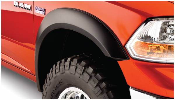 Bushwacker - Bushwacker FF Extend-A-Fender Style 4Pc 50904-02