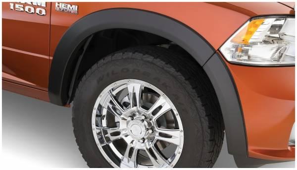 Bushwacker - Bushwacker FF OE Style 4Pc Color 50920-55