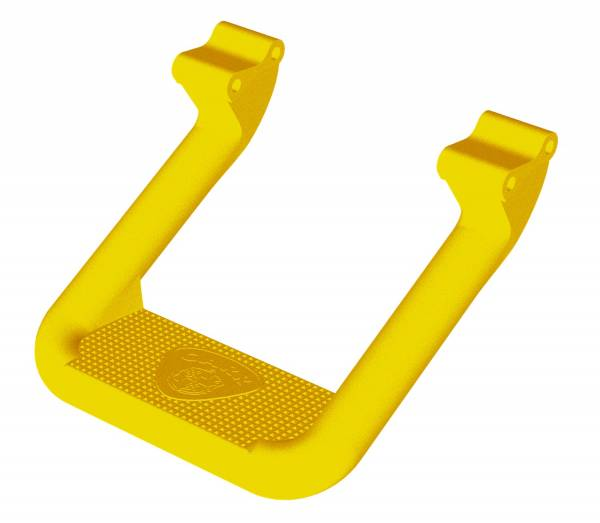 Carr - Carr HOOP II Yellow. Corroision resistant die cast Aluminum 106337