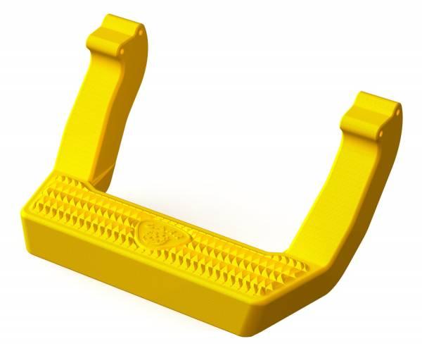 Carr - Carr LD Step Yellow. Corroision resistant die cast Aluminum 114037
