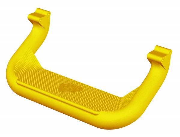 Carr - Carr Super Hoop Yellow. Corroision resistant die cast Aluminum 120257