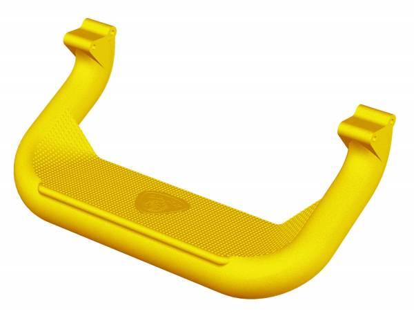 Carr - Carr Super Hoop Yellow. Corroision resistant die cast Aluminum 124037