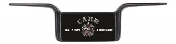 Carr - Carr Light Wing Black. Corroision resistant die cast Aluminum 167301