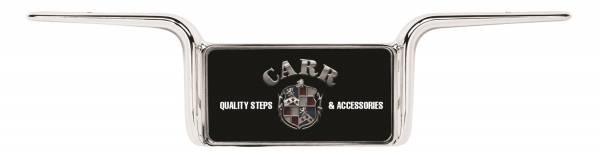 Carr - Carr Light Wing Chrome. Corroision resistant die cast Aluminum 167303