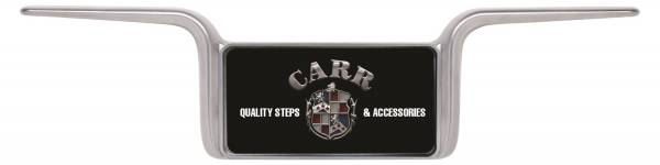 Carr - Carr Light Wing Ti SIlver. Corroision resistant die cast Aluminum 167304