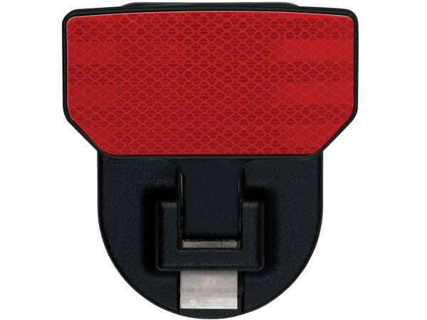 Carr - Carr HD Universal Hitch Step, Reflector, single, fits 2 inch Reciever 183242
