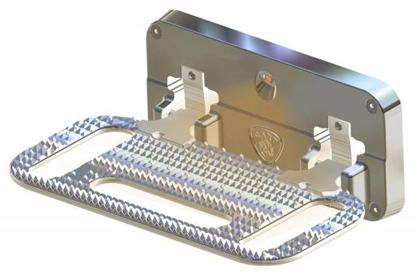 Carr - Carr HD Mega Polished. Corroision resistant die cast Aluminum 193002