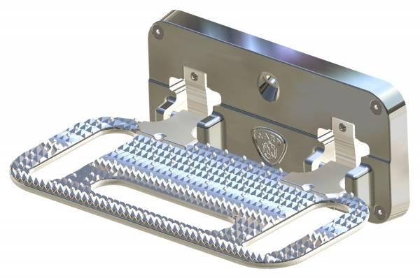 Carr - Carr HD Mega Polished. Corroision resistant die cast Aluminum 194002
