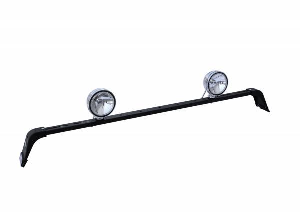 Carr - Carr Deluxe Light Black. Corroision resistant die cast Aluminum 210341