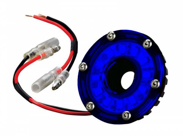KC HiLiTES - KC HiLiTES Cyclone LED Light - KC #1354 (Blue) 1354