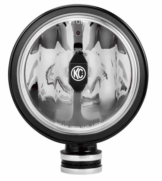 "KC HiLiTES - KC HiLiTES 6"" Daylighter with Gravity LED G6 SAE Driving Beam Black Single - #1653 1653"