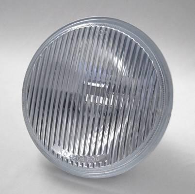 """KC HiLiTES - KC HiLiTES 6"""" Lens/Reflector - KC #4206 (Clear) (Fog Beam) 4206"""