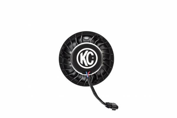 "KC HiLiTES - KC HiLiTES Gravity LED Pro 7"" Single Headlight for Jeep JK 2007-2018 - DOT Compliant 4234"