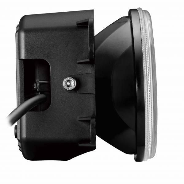 KC HiLiTES - KC HiLiTES Gravity LED G4 Fog Light Pair Pack for Jeep 07-09 JK - KC #494 (Fog Beam) 494
