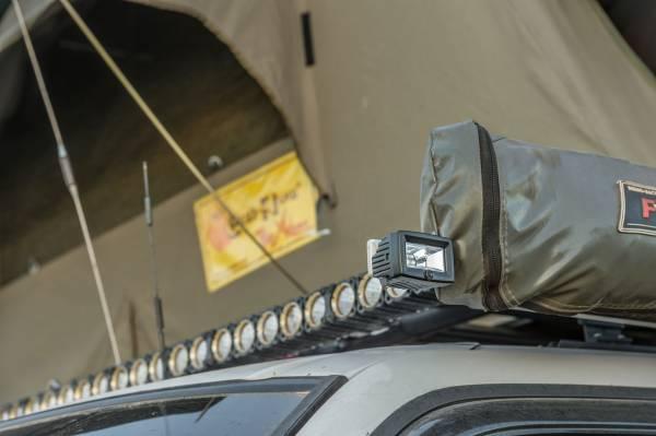 """KC HiLiTES - KC HiLiTES 2"""" C-Series C2 LED Backup Area Flood Light System - #519 519"""