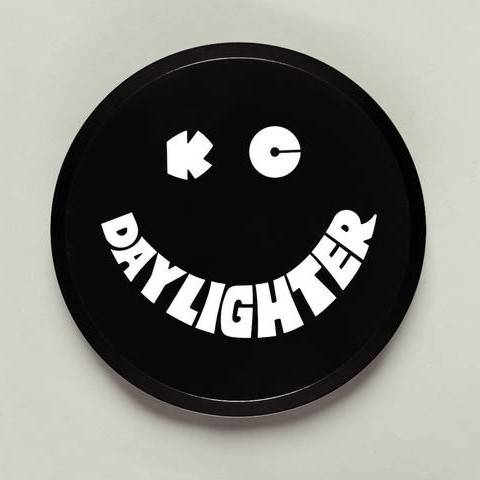 "KC HiLiTES - KC HiLiTES 6"" Plastic Cover - KC #5200 (Black with White KC Daylighter Logo) 5200"