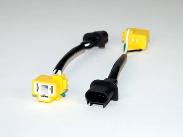KC HiLiTES - KC HiLiTES H13 to H4 Headlight Conversion Cable - KC #6307 6307