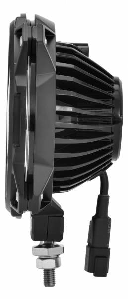 KC HiLiTES - KC HiLiTES Gravity LED Pro6 Single Pair Pack System Wide-40 Beam – #91305 91305