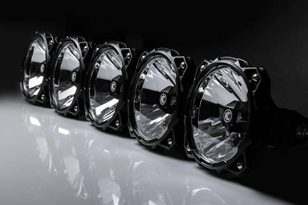 """KC HiLiTES - KC HiLiTES Gravity LED Pro6 5-Light 32"""" Universal Combo LED Light Bar - #91306 91306"""