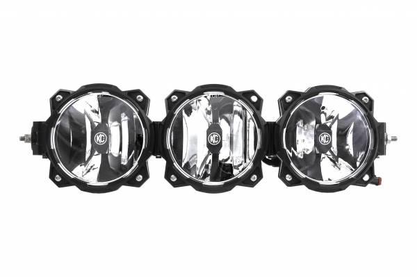 """KC HiLiTES - KC HiLiTES Gravity LED Pro6 3-Light 20"""" Universal Combo LED Light Bar - #91318 91318"""