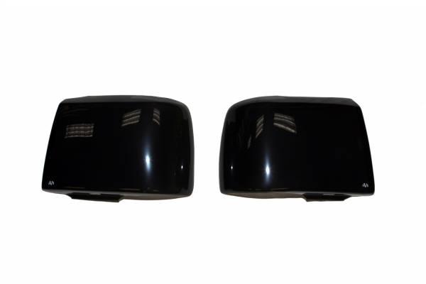 Auto Ventshade (AVS) - Auto Ventshade (AVS) HEADLIGHT COVER - SMOKE 37043