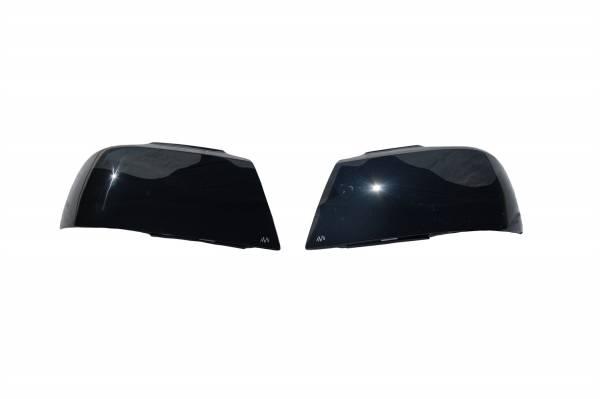 Auto Ventshade (AVS) - Auto Ventshade (AVS) HEADLIGHT COVER - SMOKE 37502