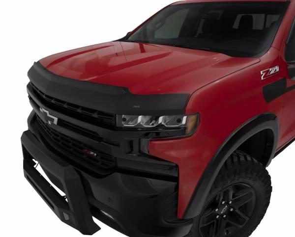 Auto Ventshade (AVS) - Auto Ventshade (AVS) AEROSKIN II TEXTURED BLACK HOOD PROTECTOR 436168