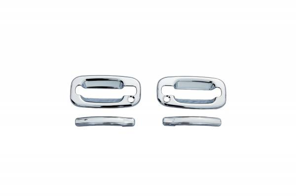 Auto Ventshade (AVS) - Auto Ventshade (AVS) CHROME DOOR HANDLE COVERS-2DR 685203