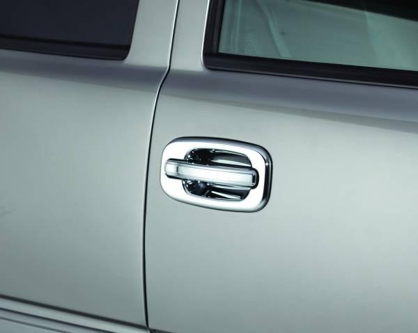 Auto Ventshade (AVS) - Auto Ventshade (AVS) CHROME DOOR HANDLE COVERS-2DR 685205