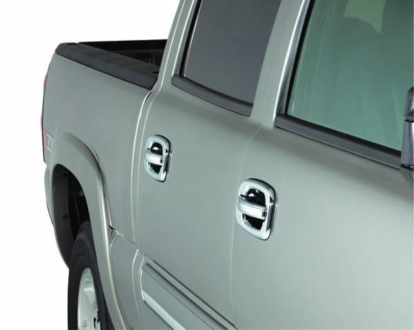 Auto Ventshade (AVS) - Auto Ventshade (AVS) CHROME DOOR HANDLE COVERS-4DR 685209