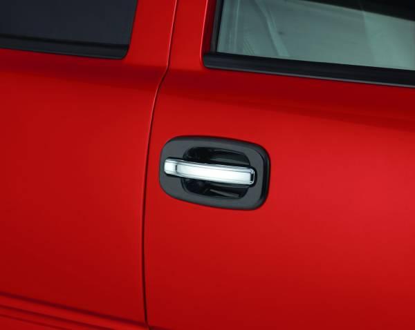 Auto Ventshade (AVS) - Auto Ventshade (AVS) CHROME DOOR LEVER COVERS-2DR 685401
