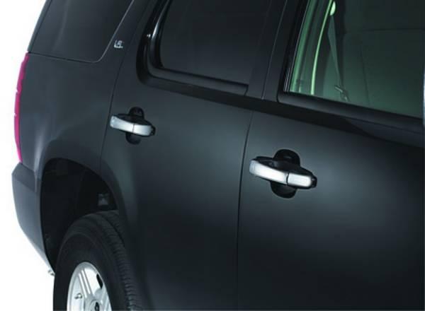 Auto Ventshade (AVS) - Auto Ventshade (AVS) CHROME DOOR LEVER COVERS-4DR 685402