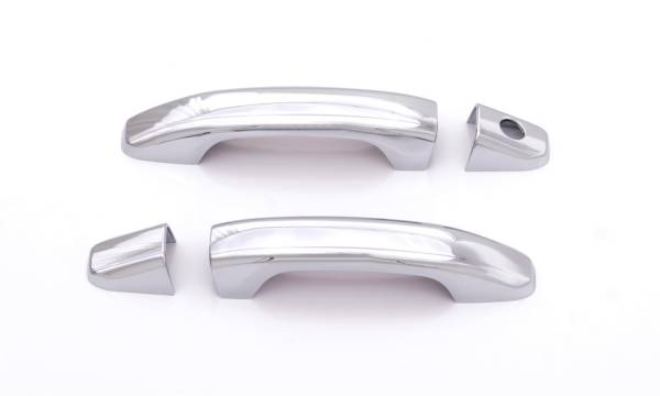 Auto Ventshade (AVS) - Auto Ventshade (AVS) CHROME DOOR HANDLE COVERS-2DR 685414