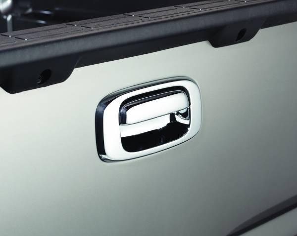 Auto Ventshade (AVS) - Auto Ventshade (AVS) CHROME TAILGATE HANDLE COVERS 686557